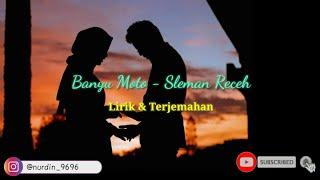 Download Banyu Moto - Sleman Receh (Lirik & Terjemahan)