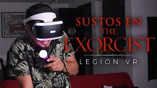 Invocando al Diablo I The Exorcist Legion VR I