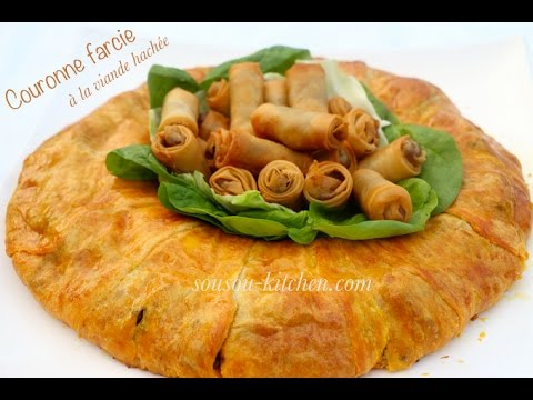 couronne-de-croissant-farcie-وصفات-رمضانية/ring-shaped-stuffed-crescent