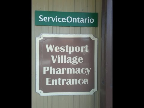 SERVICE ONTARIO DEPOT @ WESTPORT VILLAGE PHARMACY