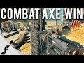 Blackout Combat Axe Victory!