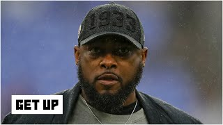 Why was Mike Tomlin so upset after the Steelers improved to 11-0 vs. the Ravens?   Get Up