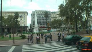 Argentina – Buenos Aires,Bus tour – South America part 32 – Travel video HD
