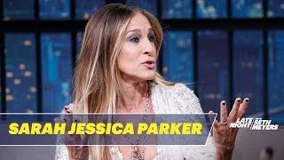 Sarah Jessica Parker Has One Big Post-Midterm Elections Question