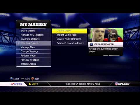 How to Get 99 Overall Player in Madden 13 Connected Career