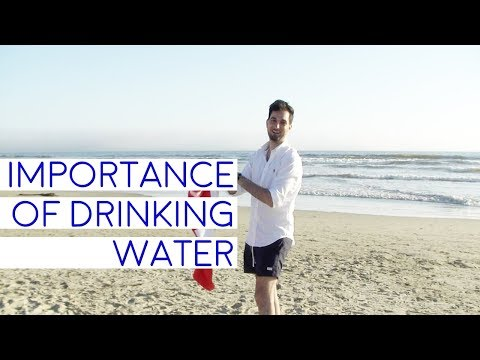 How Much Water Should I Drink? Stay Hydrated Drink Water  Check Dehydration Is It Bad For Health
