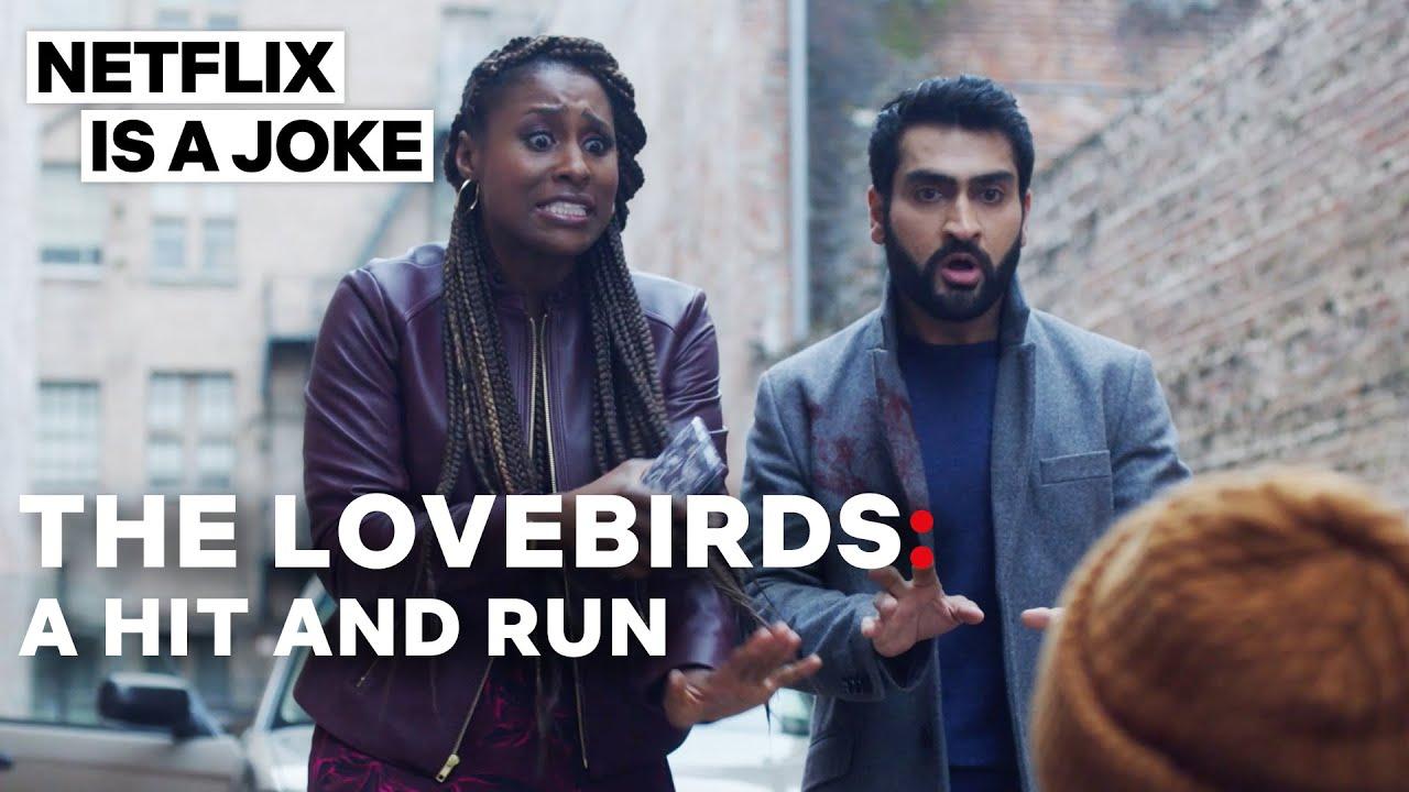 The Lovebirds: A Hit and Run | Netflix is A Joke
