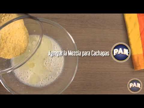Harina Pan Cachapas