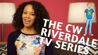 the cw riverdale series