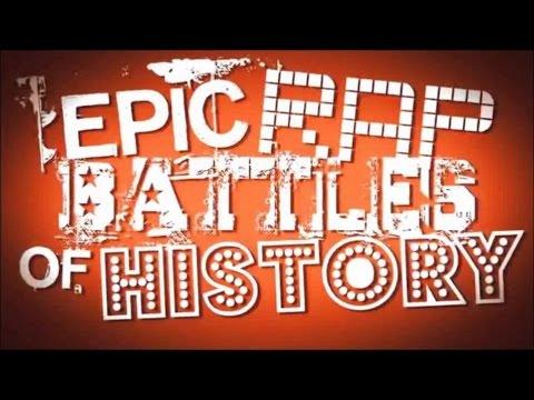 Epic Rap Battles of History Season 1-4 Categorized!!!