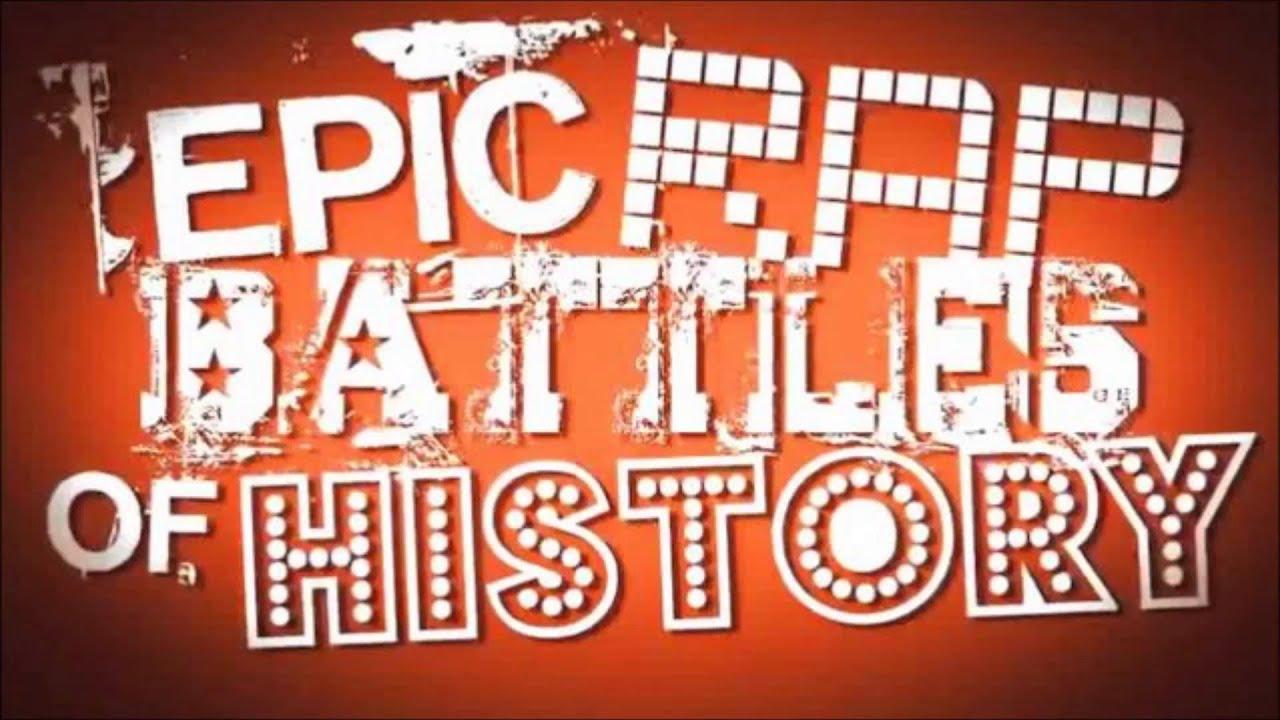 epic rap battles of history season 1 4 categorized youtube
