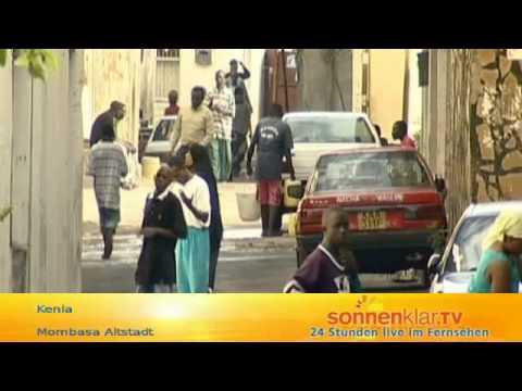 Mombasa Altstadt - Mombasa, Kenianische Küste, Kenia - Urlaub - Reise - Video
