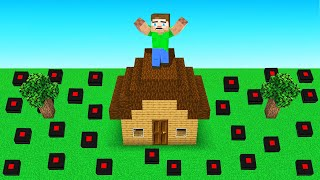 TROLLING Jelly & Crainer With LANDMINES! (Minecraft)