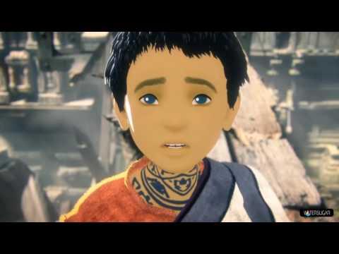 The Last Guardian PS4 Cinematic Remix