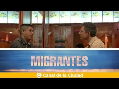 ¿Cómo se integran a la ciudad de Buenos Aires los nuevos migrantes de Perú? - Migrantes