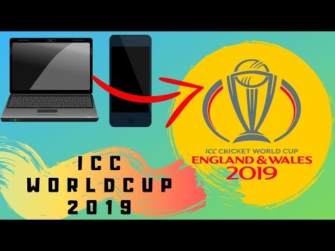 How To Watch ICC World Cup 2019 LIVE Laptop | PC And Laptop For Free Online