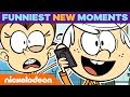 The Loud House Funniest Moments from NEW Episodes! | #FunniestFridayEver