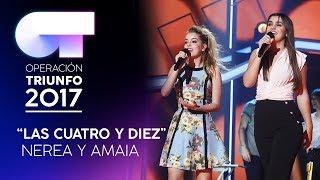 Смотреть клип Amaia Y Nerea - Las Cuatro Y Diez