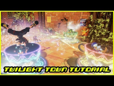 Kingdom Hearts III News Update - Twilight Town is the Tutorial, Sephiroth May Return