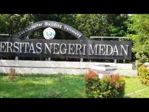 Gedung penting di Universitas Negeri Medan
