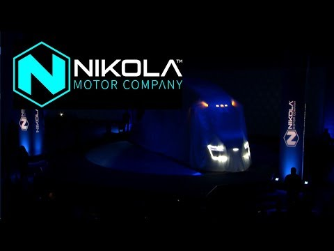 Nikola Motor REAL HYDROGEN ELECTRIC TRUCK - STOP HHO FUEL SAVER SCAMMERS!
