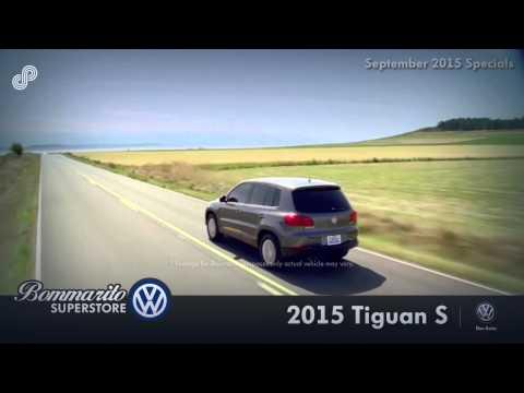 Bommarito Volkswagen of Hazelwood September Offers SPS1