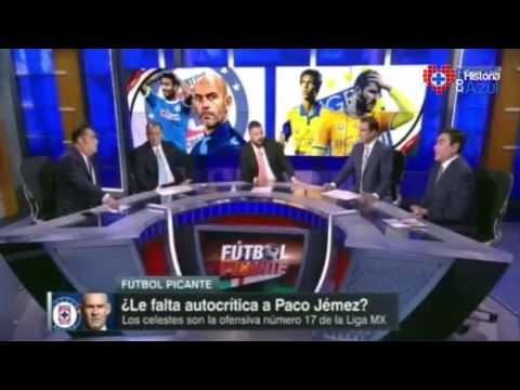 Análisis: Cruz Azul vs Tigres - Jornada 11 - Clausura 2017