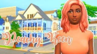 The Sims 4 Create-A-Sim | Peachy Keen + FULL CC LIST