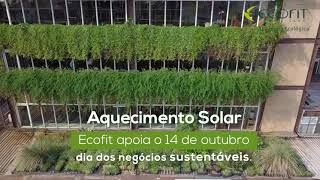 Aquecimento Solar Ecofit Club