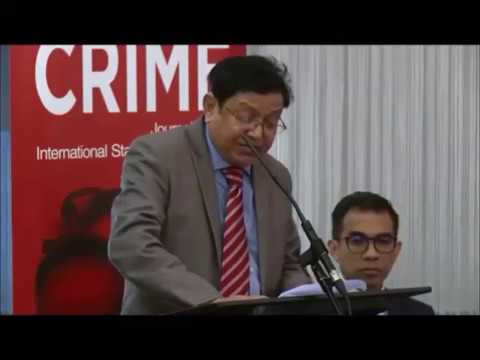 U Ba Sein, founder of Rohingya Blogger giving testimony at PPT Tribunal on March 6, 2017