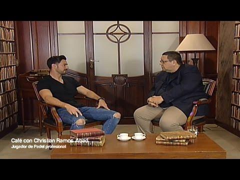 Cafe con... Cristian Ramos, jugador profesional de Padel