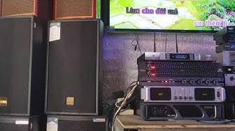 Dàn karaoke cavs giá 69000.000