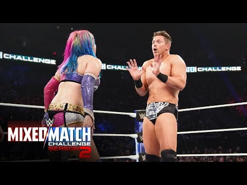 Asuka destroys The Miz in a heated WWE MMC Semifinal confrontation