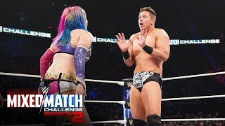 After The Miz uses Asuka as a human shield, he feels the wrath of T...