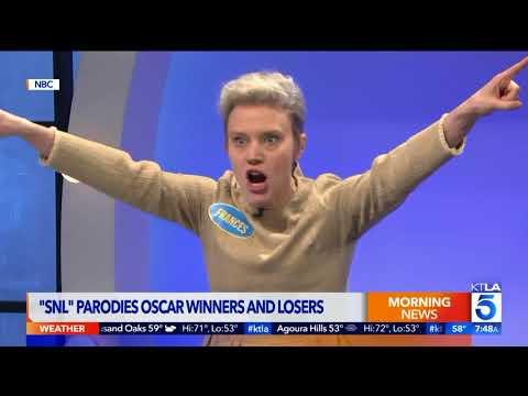 SNL Parodies Oscar Nominees