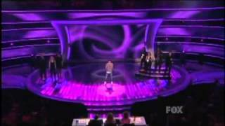 Stefano Langone - End of the Road - American Idol Top 8 - 04/13/11