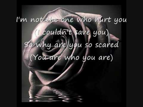 Trapt- Black Rose (with lyrics)