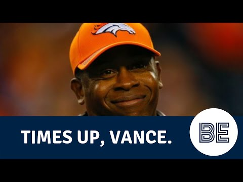 VANCE JOSEPH - IT'S OVER. TIME FOR CHANGE IN DENVER - Broncos defeated by Texans