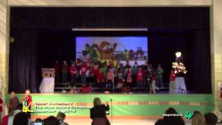 Taylor Elementary Holiday Concert: The Mice Before Christmas of December 8, 2014