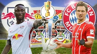 RB Leipzig vs FC Bayern DFB POKAL Orakel