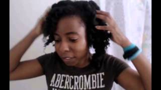 Fluffy 4c Natural Hair Thumbnail
