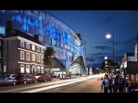 Spurs' new ground will glow like Bayern's Allianz Arena