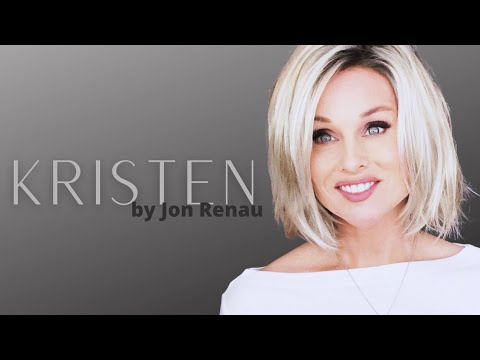 Jon Renau KRISTEN Wig Review | Palm Springs Blonde FS17/101S18 | Compare KRISTI 22F16 | STYLING!