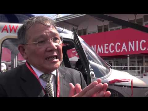 Interview with Gen. Muhammad Ismail Jamaluddin, CEO of Weststar Aviation Services