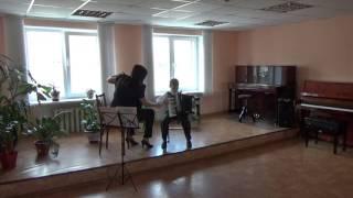 Работа над постановкой игрового аппарата и основы меховедения у начинающих в классе аккордеона