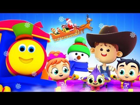 Jingle Bells | Christmas Videos & Songs for Children | X'mas Kids Cartoons