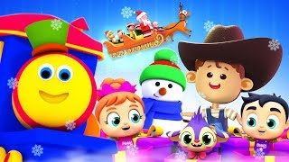 Jingle Bells | Christmas Videos & Songs for Children | X'mas Kids Cartoons