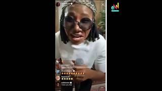 Gambar cover Watch as Asa performs an acoustic cover to IF by Davido