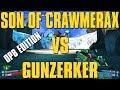 Borderlands 2 Son of Crawmerax Solo VS OP 8 Gunzerker