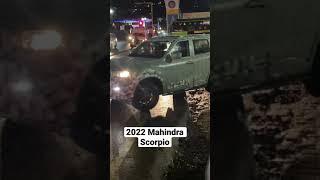 Download 2022 Mahindra Scorpio Spied